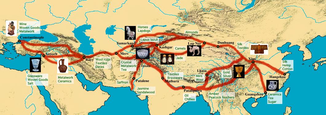Silk road essay history east asia